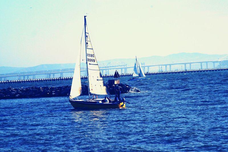 Crosswinds Sailing Sail On