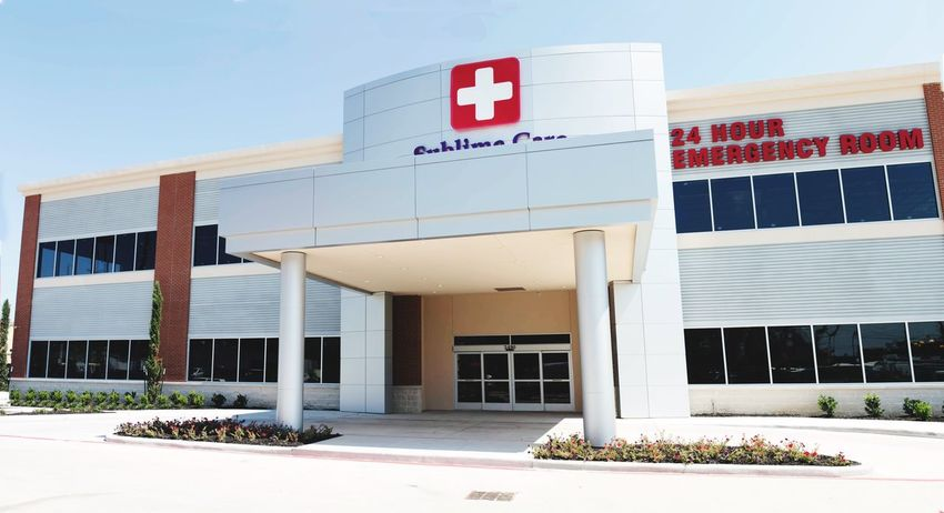 Emergencyroom Texas Sublime Grandopening Emergency Services Houston Texas