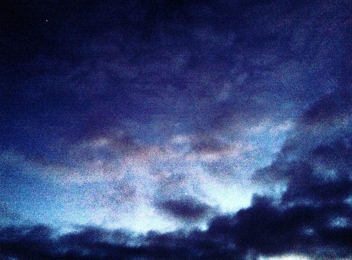 night sky at morbihan gulfe Night Sky