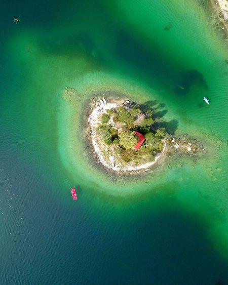 Eibsee Island