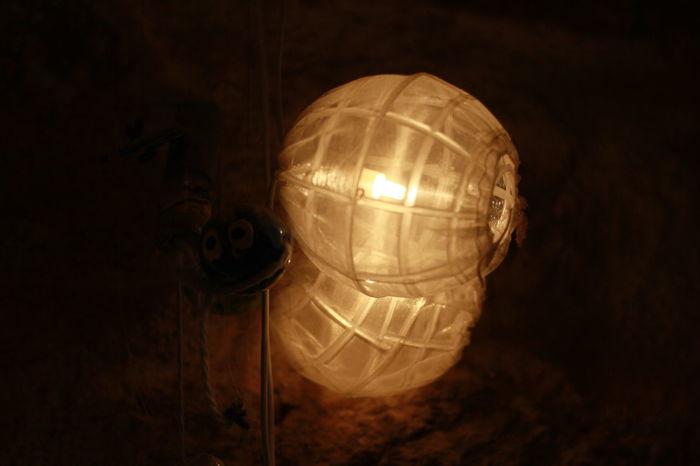 Boule Chambre Decoration Guirlande Lumière éclairage
