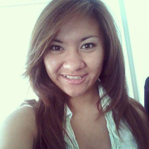I look awkward but that smile ;) SmilingThroughHardTimes