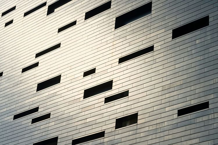 Lasalle College of the Arts, Singapore. An interesting wall feature around the campus. Architecture The Architect - 2015 EyeEm Awards Singapore Art School Wall Abstract