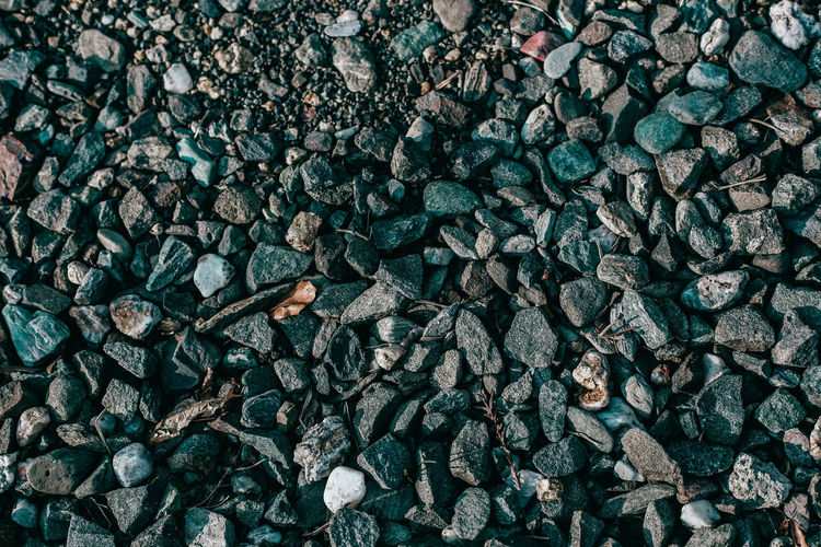 // give yourself something to look forward to that isn't a person // Abundance Arrangement Backgrounds Close-up Day Detail Full Frame Ground Heap Large Group Of Objects Messy Natural Pattern Nature No People Outdoors Stone Textured  Textured  Textures And Surfaces