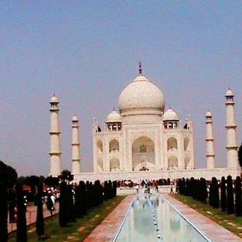Taj Mahal,India 7wondersoftheworld Incredible India History Through The Lens  Mughal Architecture Shahjahan