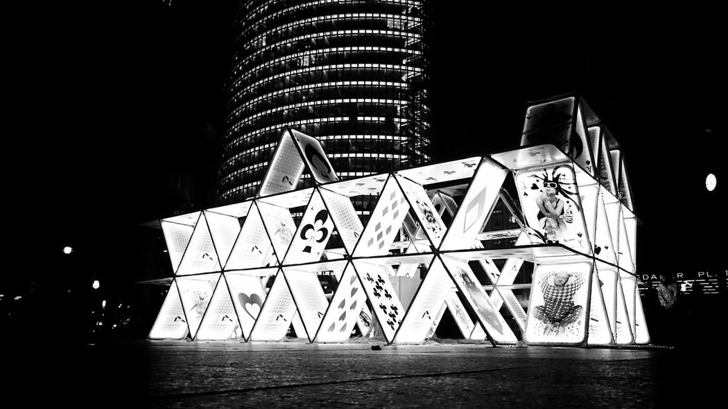 First look at the Festival Of Lights 2015 in bnw. Lights Creative Light And Shadow Cards Silhouette Light And Shadow Blackandwhite Eye4photography  My Fuckin Berlin