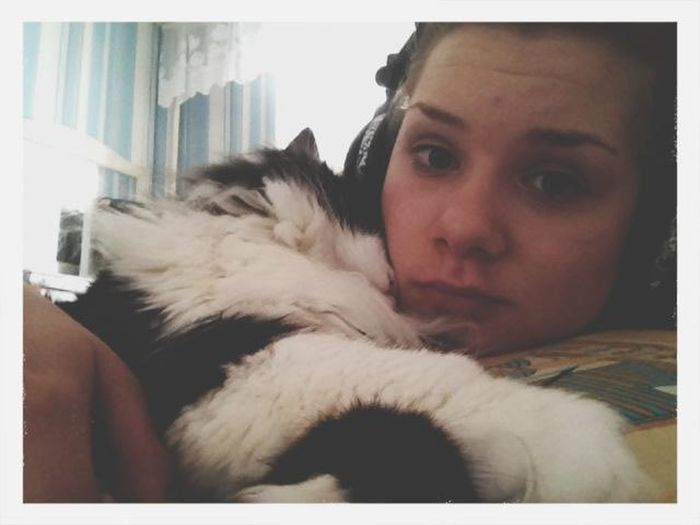 Me And Cat