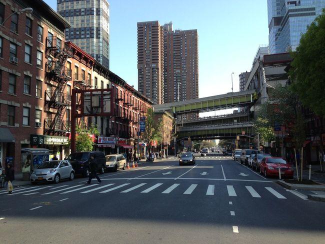 Hell's Kitchen Streetview NYC Hells Kitchen  New York Streetphoto City