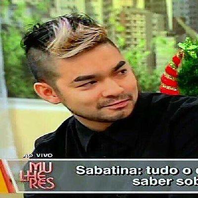 Yudi ... uma delícia :) ... agora no mulheres da tv gazeta :) Amoferias !