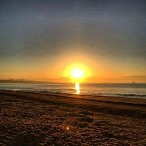Habis gelap terbitlah terang.. Bali Beach Sunrise Tanjungbenoa