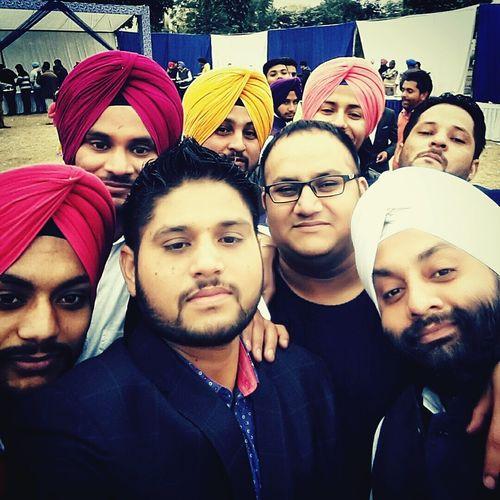 Turbanator Saini Brothers Together People