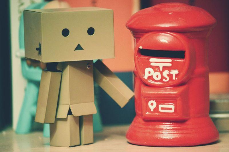 Danboard Danbo Letter Post