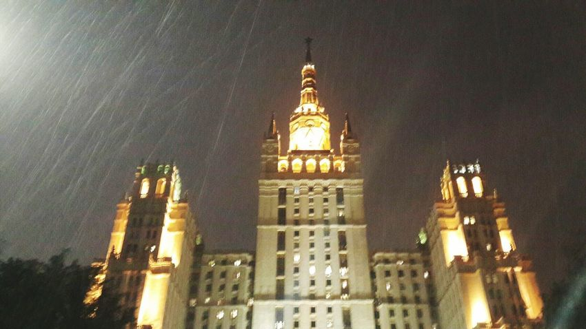 Moscow 🌧🌧🌧