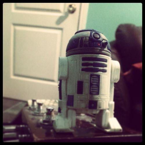 R2D2 Artoodeetoo Starwars Beepboop