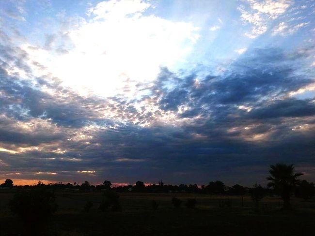 Sunset.. Clouds And Sky California Sunsets Calisky Beautifulsky Sky Photooftheday Nature Sunrise_sunsets_aroundworld Beautiful Clouds