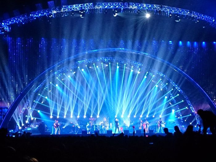 Concert Concert Photography Impactarena
