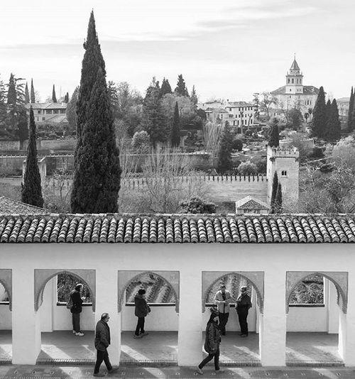 Granada Alhambra Andalucía Ok_spain Ok_granada Ok_andalucia IG_andalucia Igersspain Espacio_spain Minimal Arquitectura Architecture Instagood SPAIN Travel Minimalism Nikon Estaes_granada Loves_granada Bw_awards Bnw_europe Ae_bnw Superstarz_bw Flair_bw Pr0ject_bnw bww_demandBNW_CITYbnwmoodbnw_life