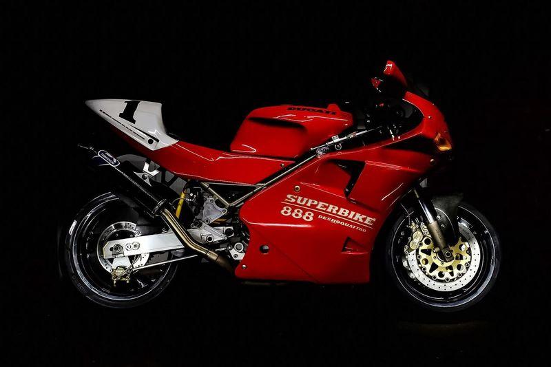 Ducati 888 DucatiSport1000 Ducati Motorcycle Ducati888