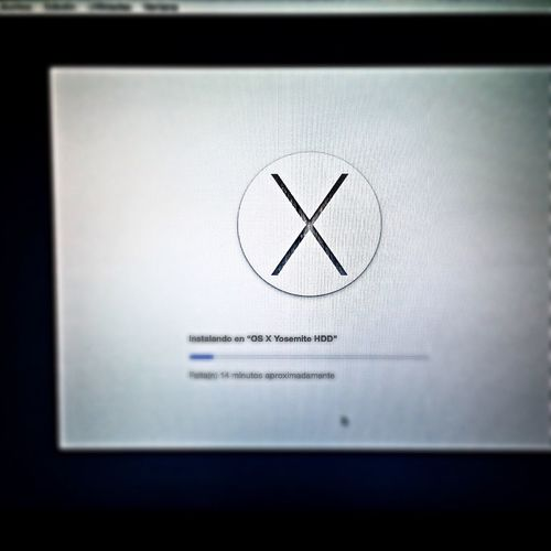 Instalando Yosemite desde cero para su optimo rendimiento UsbBoot Thinkdifferent ?