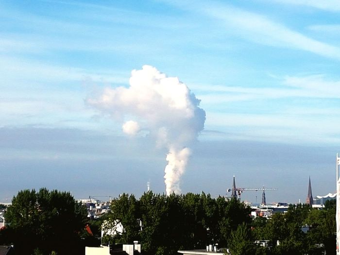 G-20,Hamburg, Klimat, Natura Nature No People Cloud - Sky Landscape Clear Sky