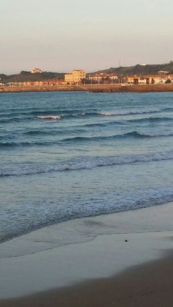Beach Playadesanlorenzo Gijón Asturias España Life Is A Beach Marcantabrico