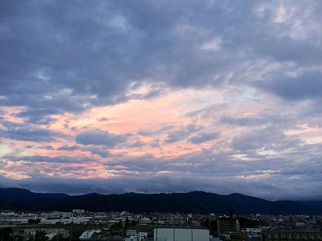 Sky Like Cottoncandy Cottoncandyclouds Cotton Candy Sky Morning Japan Frommyhouse