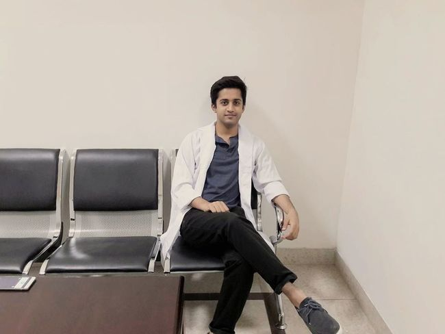 Self Portrait Self Selfie ✌ Job Doctor  Medicine Work Chill Mode Workhardplayhard Random Myself Doctor's Life