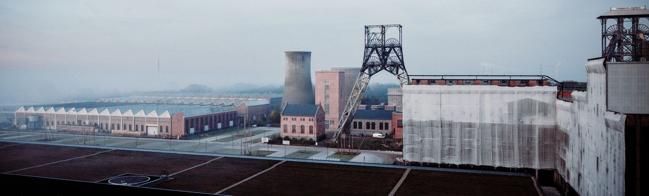Beringen coal mine series Panorama Panoramic Industry Industrial Landscape City EyeEm Best Shots EyeEmNewHere EyeEm Selects EyeEm Gallery Eye4photography  EyeEm City Cityscape Urban Skyline Skyscraper Sky Architecture Industrial Building  Loading Dock Silo Cooling Tower Air Pollution Oil Refinery Metal Industry Distribution Warehouse Pallet Industrial District Textile Factory Manufacturing Equipment Capture Tomorrow