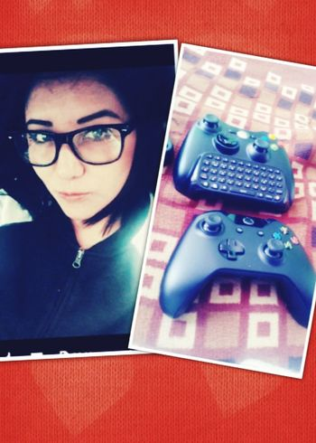 Relaxing Gamergirl Gamer4life GameFace Cute♡ Asome XboxOne Xbox360 That's Me Check This Out