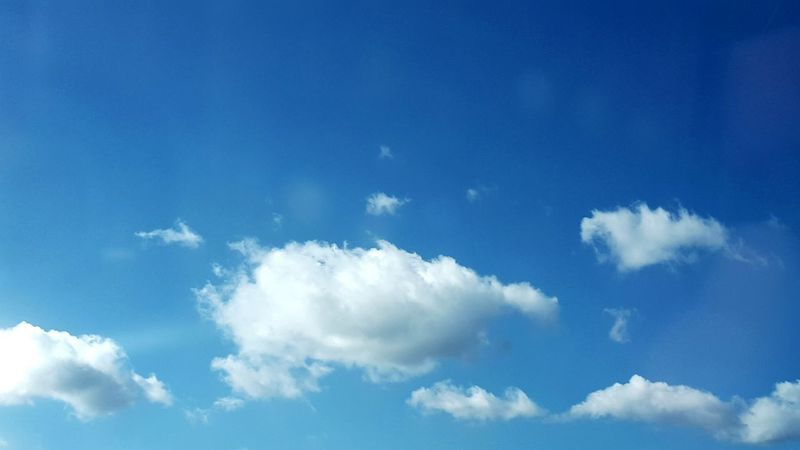 Clouds And Sky On Travel Natural Beauty The Sky Is Always Beautiful Cloudscape In The World Through My Eyes