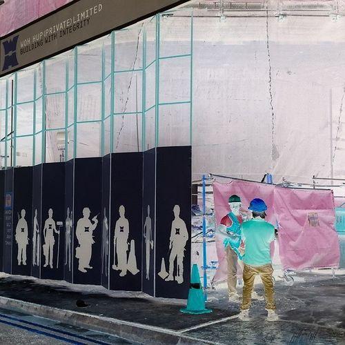 Contracters Foremen Foreman Constructionsite