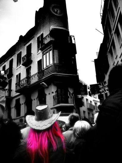 Carnaval Gente Callejeando