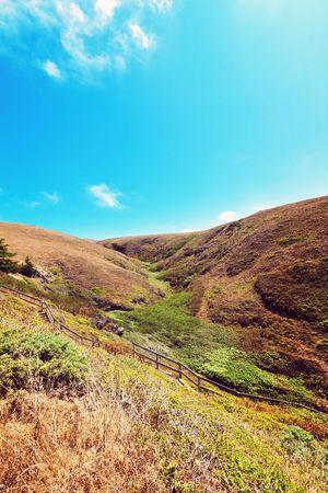 Shorttail Gulch in Bodega Bay, Califonia. Nature Sonomacounty Landscape California