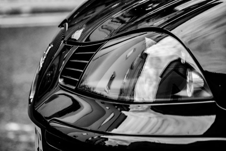 Close-up Day No People Outdoors Sky Cool_capture_ EyeEmNewHere Best EyeEm Shot Abstract Photography EyeEm Gallery Cars Seat Ibiza B&W Magic Blackandwhite Black & White Superb Reflection Reflection_collection