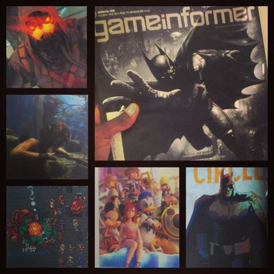 Sean and I got out #may #issue of #gameinformer #magazine. I was considering signing up for loot crate but the last few unboxings I've seen have been mundane. :-/ Gaming Magazine Gamers Gamer ISSUE Videogames May Wtfgamersonly Gameinformermagazine Gameinformer Wtfgo Gamingcouple Mayissue