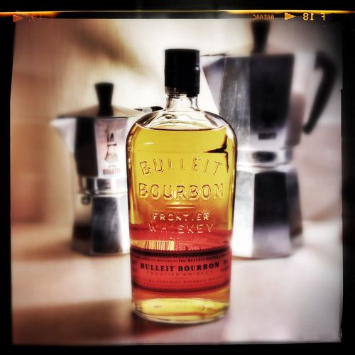 Whiskey Bulleitbourbon Snapseed IPhone NovaFlash StillLife