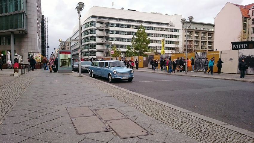 Seeing The Sights Checkpoint Charlie Berlin  Checkpointcharlie