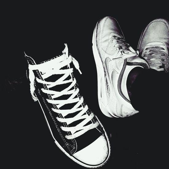Friendship ❤ Dancing Partytime Nikeairmax Converseallstar