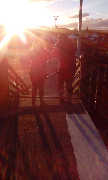 !!x!! Taking Photos Sunset No Fliter  IrenesPics