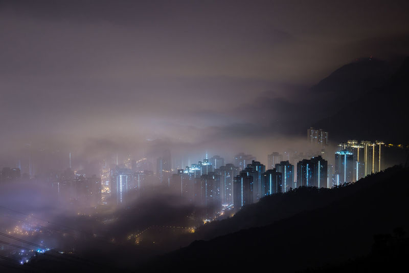 The Places I've Been Today Waiting For The Sunrise HongKong Landscape_photography Beautiful Nature Discover Your City Cityscape Canon6d CanonFullFramer