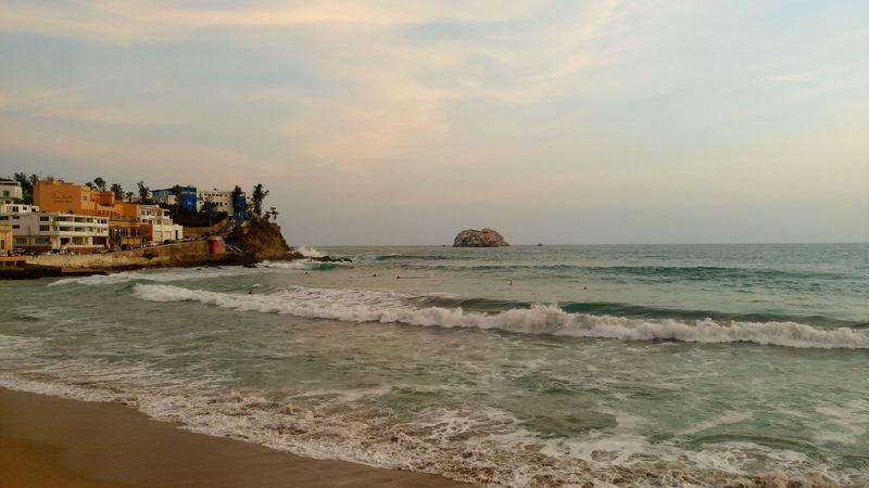 Olas Altas Mazatlan Sinaloa Mexico Surf