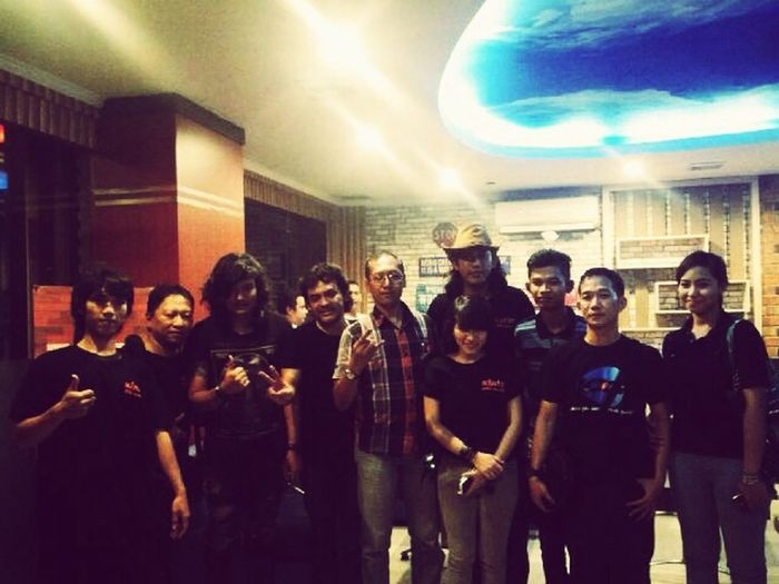 We Are Family Hello World familly of Bluesman