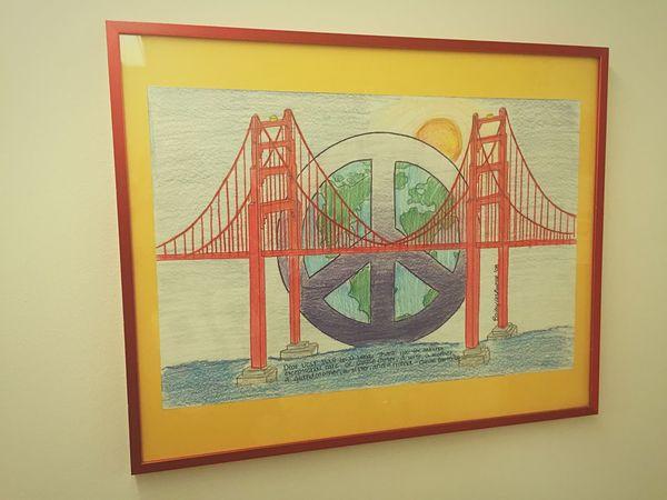 San Francisco peace.