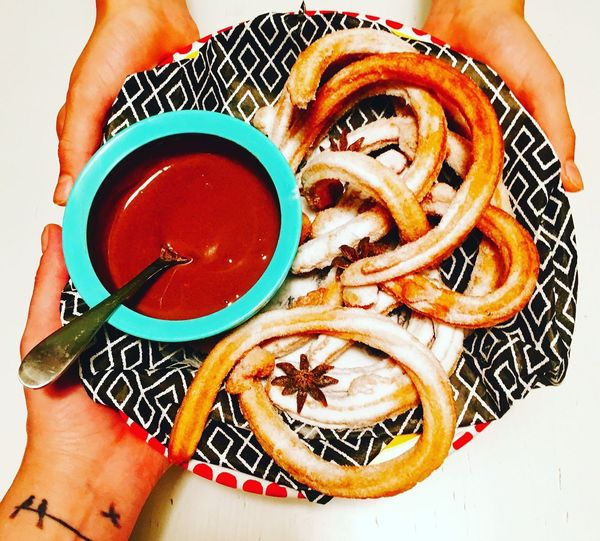 Все лишнее детям!!! Churros Time Ready-to-eat Food And Drink