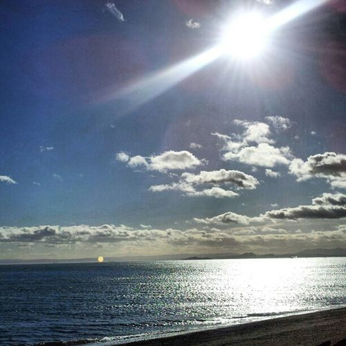 'Seascape' Seascape Ravenscraig Kirkcaldy Fife  Scotland skyporn Sky Seaview Beauty Nature sea photography instagram