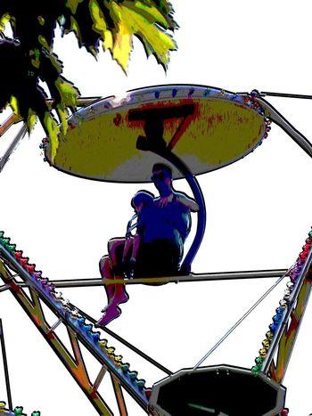 Fun At The Park :-)  Amusementpark Amusement Park Ride, Colour Of Life Silverwood Enjoying Life Silverwood Amusement Park