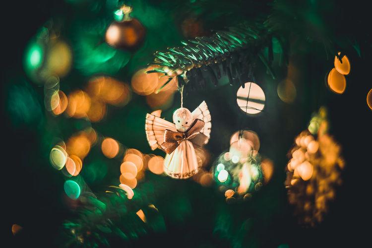 Merry Christmas and Happy Holidays! Christmas Christmas Tree Angel