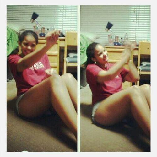 One of my drunk nights from last semester lmaoo I was ridin around and gettin it - 2 Chainzzz !! 2 Chainz THICK THIGHS ! Thighs Yuck Daddy Spend It LMAO Ew
