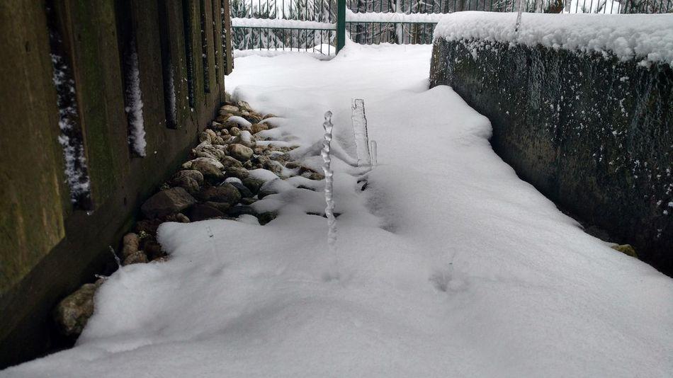 Schnee Eis