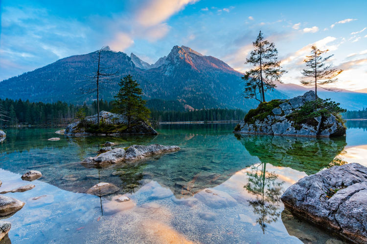 Photo taken in Hintersee, Germany